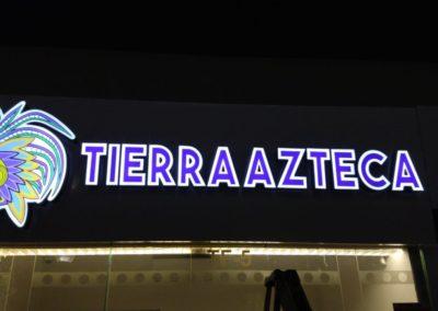 ACRILICO - TIERRA AZTECA 3