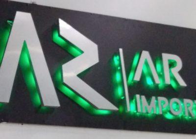 ALUMINIO CEPILLADO - AR IMPORTACIONES