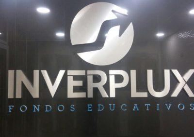 ALUMINIO CEPILLADO - CON VINIL - INVERPLUX3