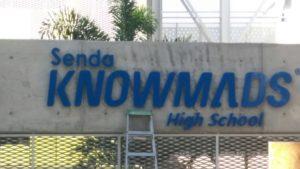 ALUMINIO CEPILLADO - CON VINIL - SENDA KNOWMADS
