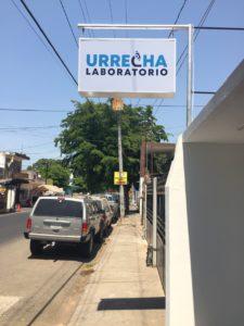 CAJA DE LUZ - VINIL CORTE - URRECHA